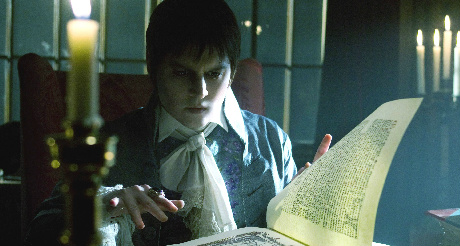 Dark Shadows reveals a lack of spark (review)