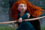 A sweeping Highland-based animation: Pixar's Brave (review)
