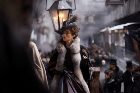 Anna Karenina: more a feast for the brain than the heart