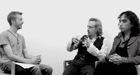 Sean Wilson interviews Shields of Justice directors