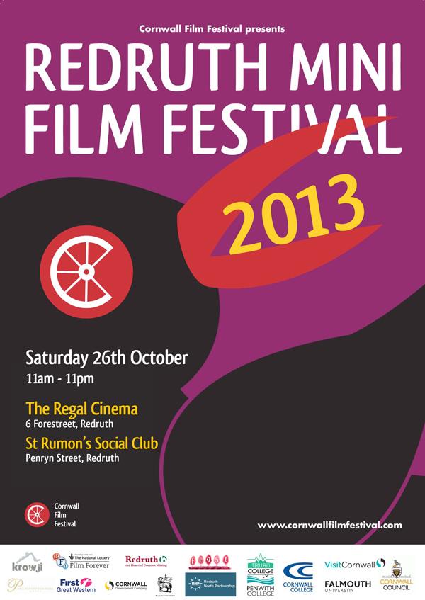 Cornwall Film Festival - Redruth 2013