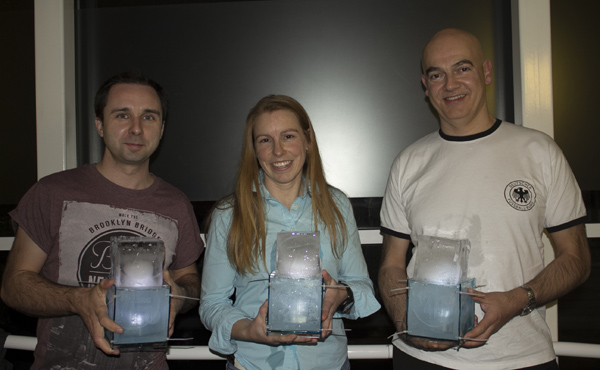 Two Short Nights 2013 Award Winners