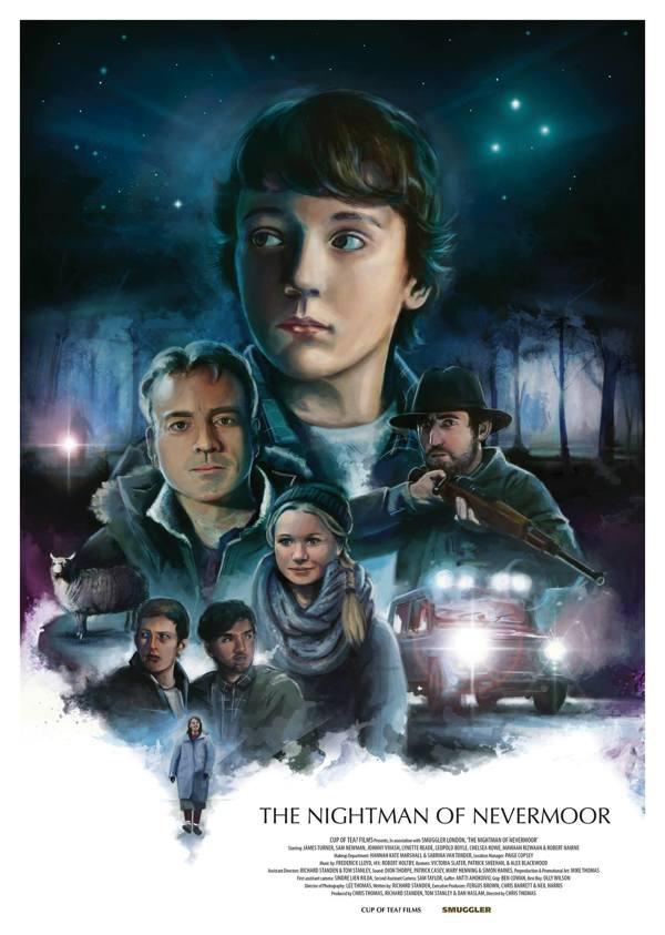Nightman of Nevermoor poster