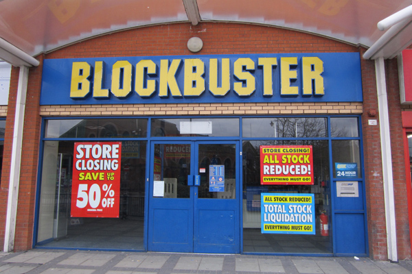 RIP: Blockbuster Video, 1985-2013, and the 'rental experience'