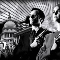 Sex, Leins & Videotape #175. Tom Leins reviews The Americans, We Are What We Are and For Those In Peril.