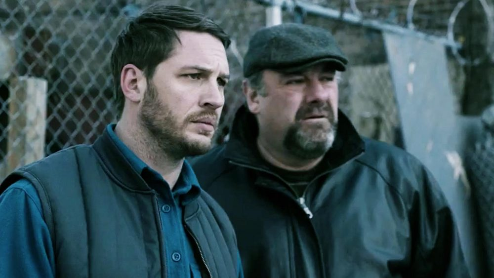 the drop tom hardy james gandolfini