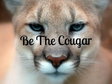 Be The Cougar