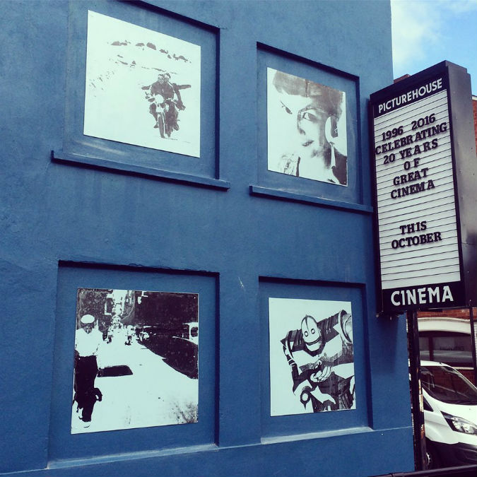 Exeter Picturehouse exterior