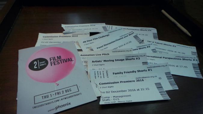 Mind-bending journey into the fantastic world of short film: Two Short Nights 2017