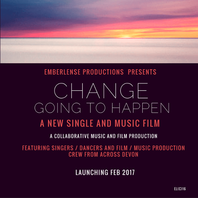 Change is Going to Happen