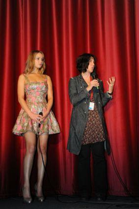 EIFF 2010 WINTER'S BONE Jennifer Lawrence at Filmhouse