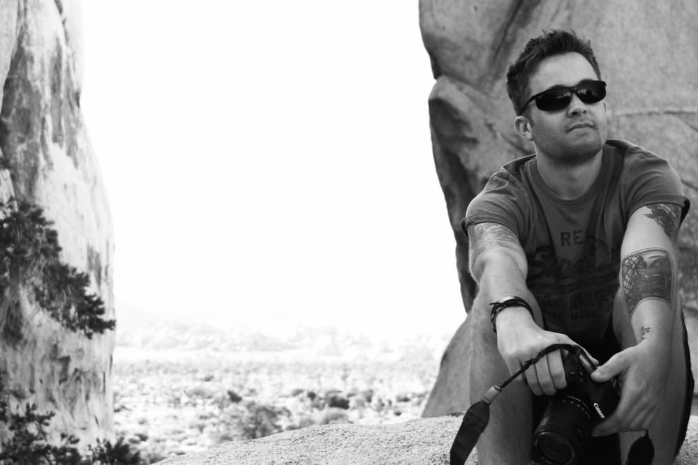 Filmmaker Jake Cauty
