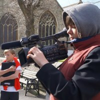 Filmmaking summer schools -unique opportunity for creative kids in North Devon