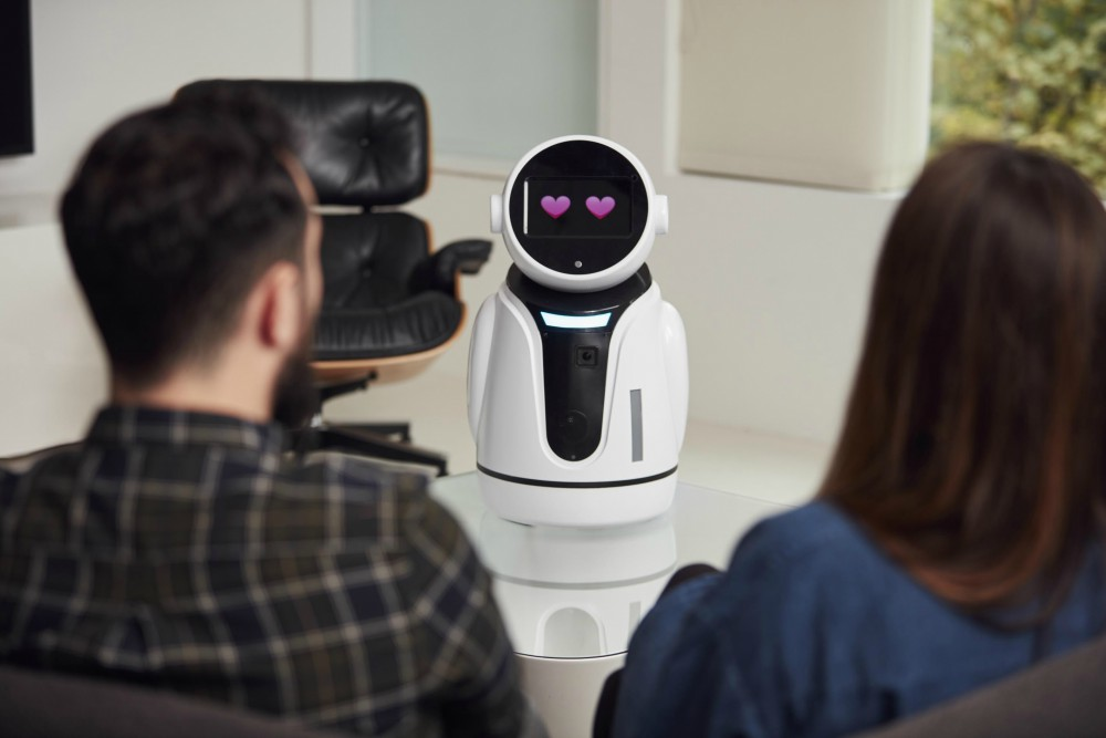 The Robot Will See You Now (Courtesy of Channel 4)