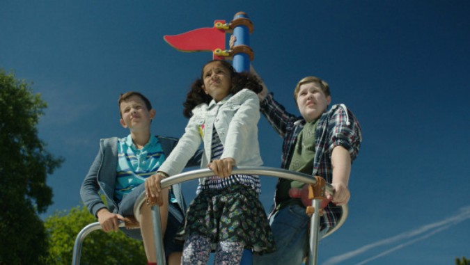 Family feature We Can Be Heroes previews at FilmBath Festival on 4 November
