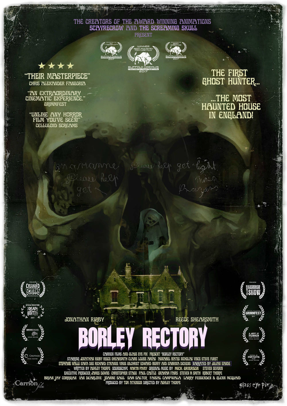Borley Rectory poster 2018