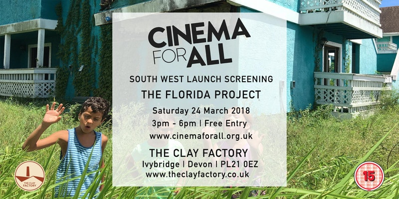 cinema for all clay factory florida project
