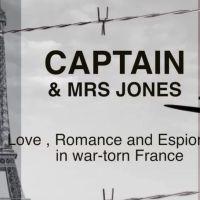 Captain and Mrs Jones | Love, romance, espionage and tragedy