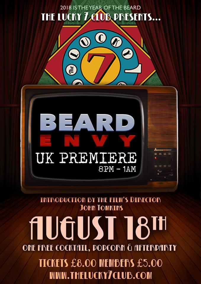 Beard Envy premiere