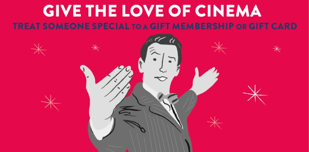 Give the love of cinema this Christmas with a special Picturehouse Gift