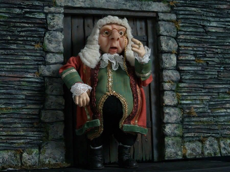 The Legend of Jan Tregeagle still: a Regency magistrate