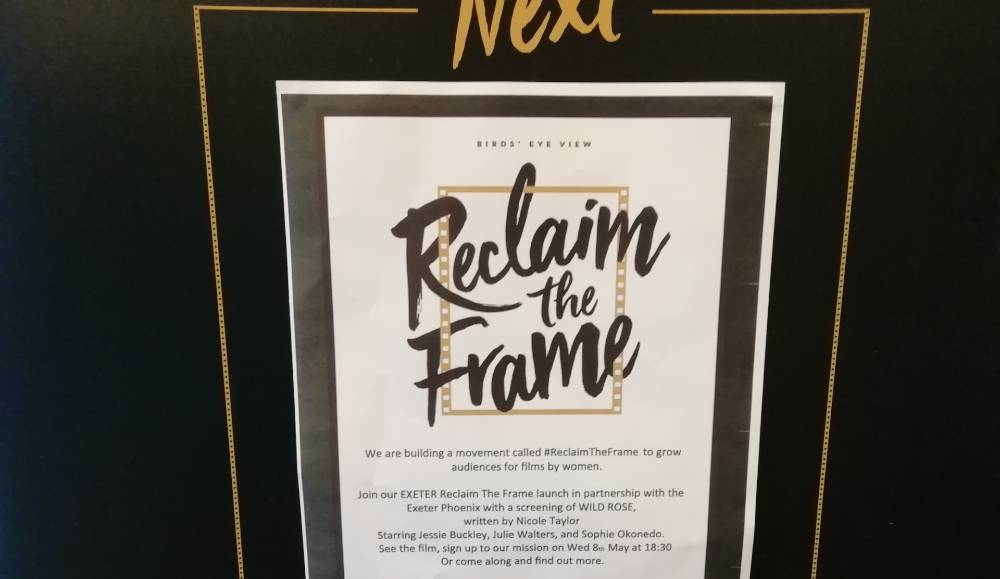 Reclaim The Frame Exeter