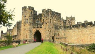 Anlwich Castle