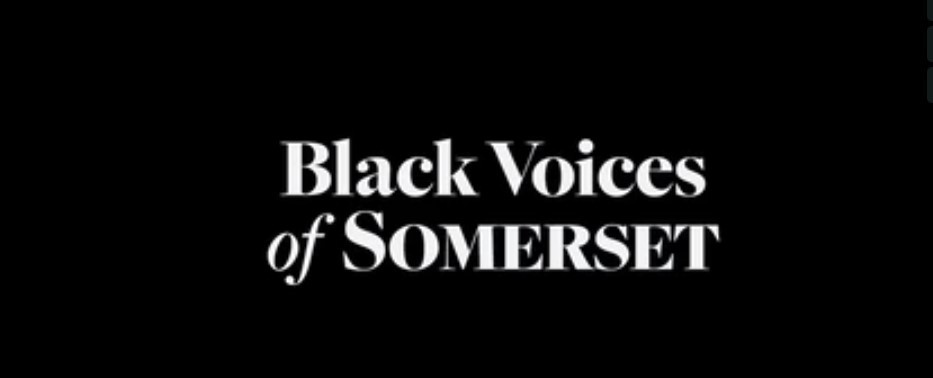 black voices of somerset title screen
