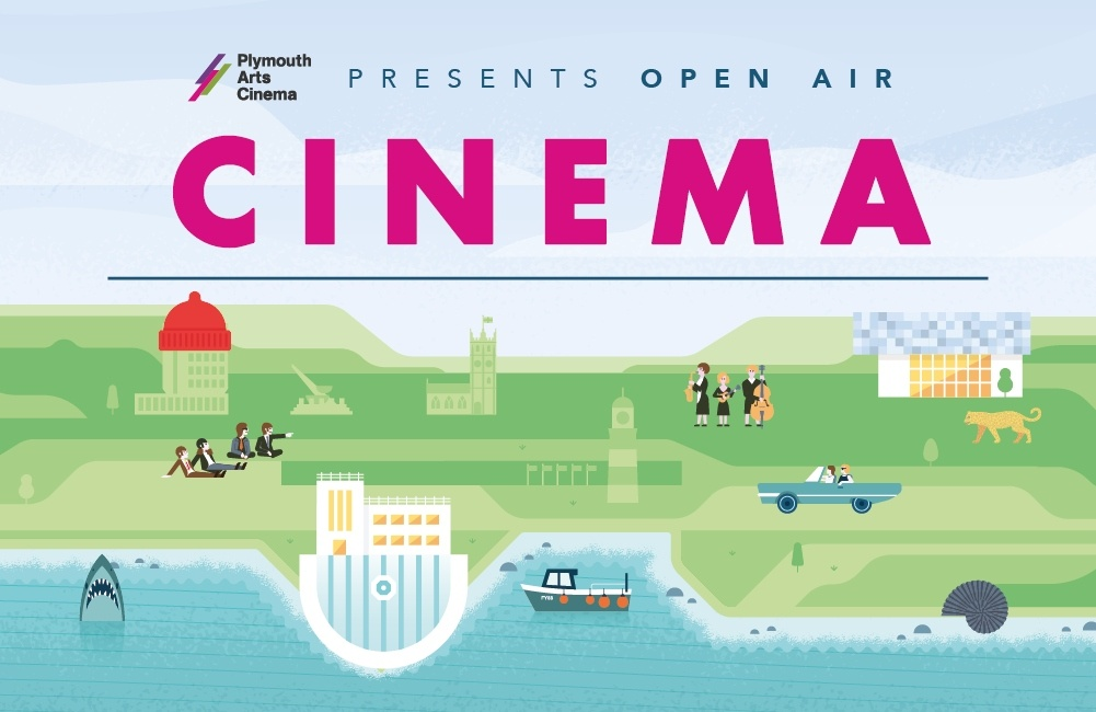 plymouth open air cinema
