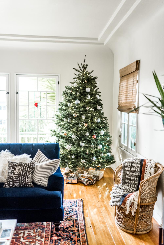 My Christmas Decor Around The House | Devon Rachel on Boho Modern Decor  id=48105