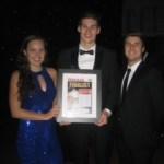 Herald Sports Personality team award
