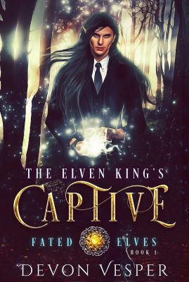 The Elven King's Captive ebook NEW