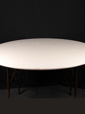 5' Round Table ( Seats 6 / 8 )