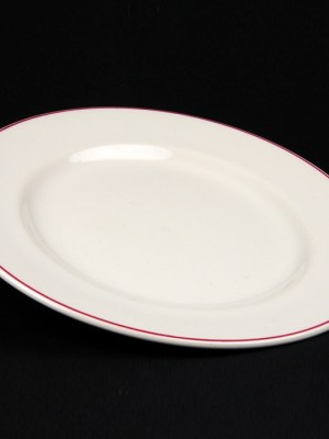 "DINNER PLATE 10"" Budget Crockery Hire"