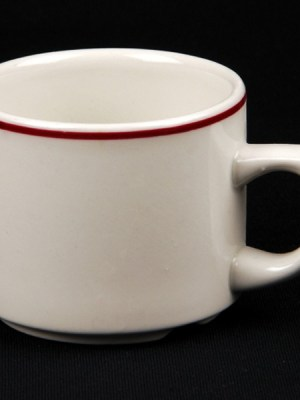 DEMI-TASSE COFFEE CUP 3oz Budget Crockery Hire