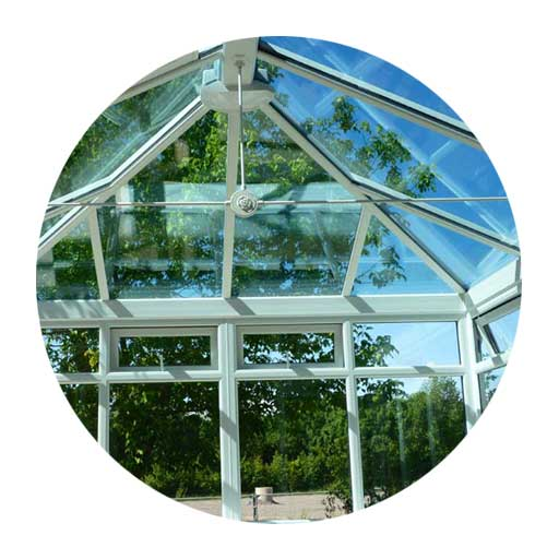 conservatory window tinting solar control window films