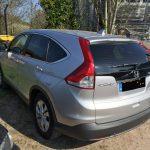 Honda CR-V Llumar ATC 20