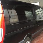 Mercedes Vito Window Tinting