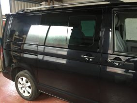 Window Tinting for VW Transporter