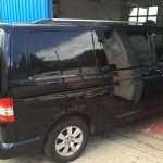 VW Transporter Privacy Tint