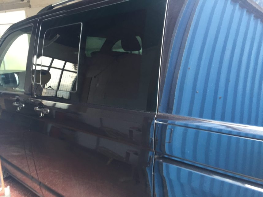 VW Transporter Window Tint