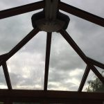 Solar Bronze Window Film before