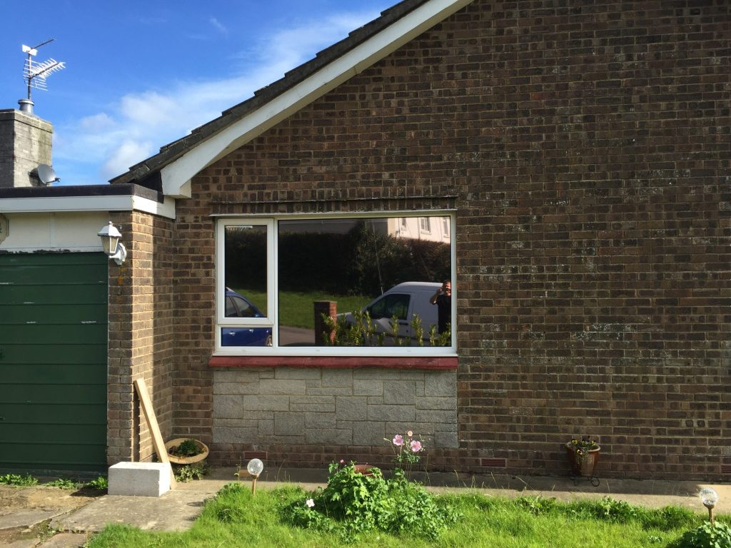 Solar Bronze Privacy Film East Ogwell