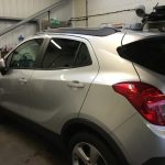 Vauxhall Mokka Window Tint