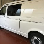 VW Van Window Tint