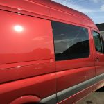 Crafter Window Tint