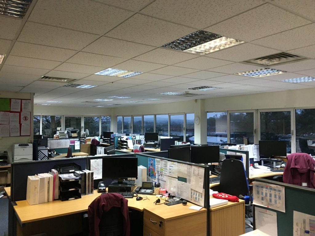 Titan Duo 05 Window Film Glare Reduction