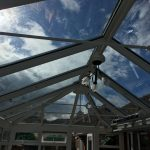 Conservatory Glare Reduction Prior to Window Film Installation