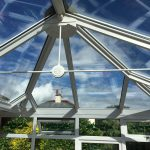 Conservatory Glare Reduction Without Window Film