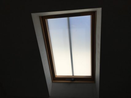 Skylight Frosted Privacy Film